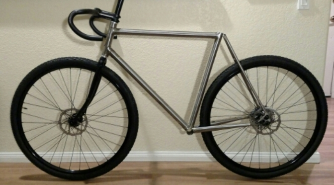 Cyclocross frame and fork!