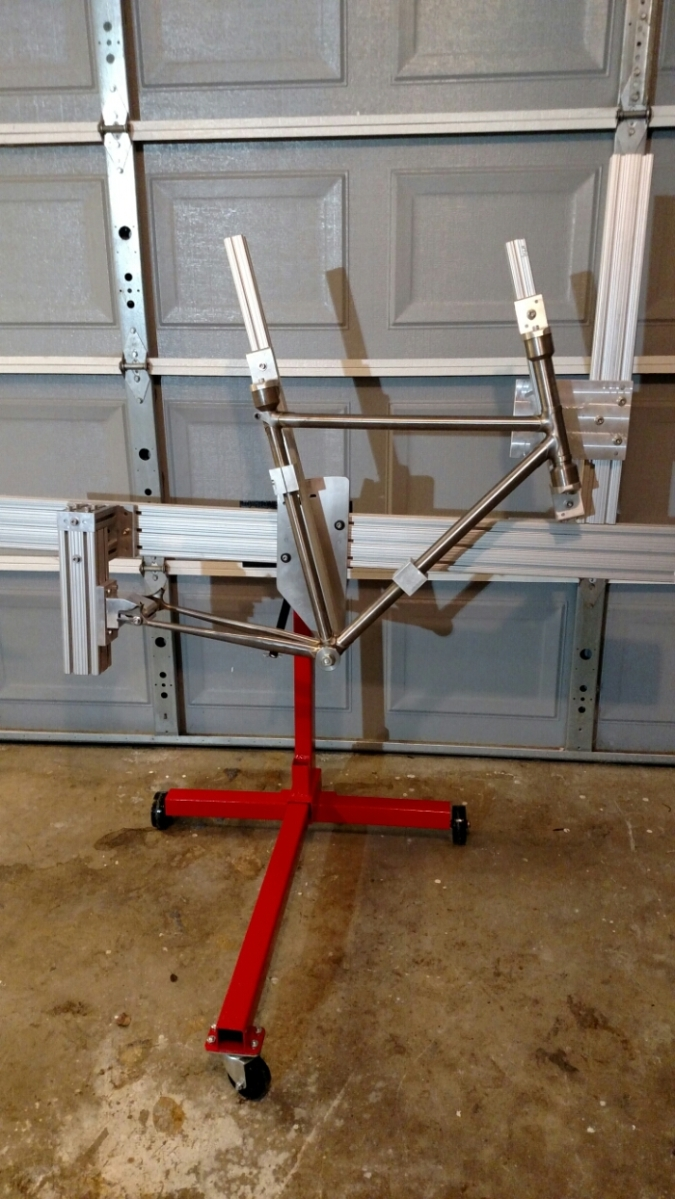 Frame Jig Rev20 Varco Cycles
